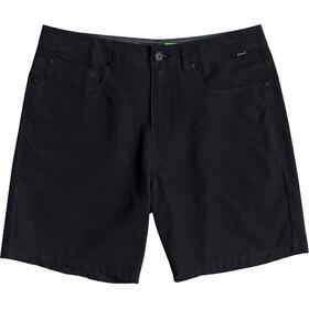 Quiksilver Nelson Surfwash Amphibian 18 Shorts Hombre, negro